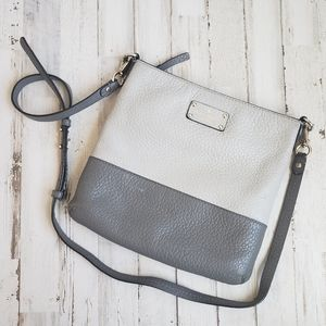 Kate Spade Pebbled Leather Crossbody Purse